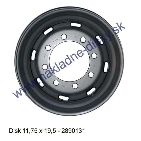 Nákladní disk 11,75x19,5 (8x221/ET0/Alive BZ) H.Lemmerz