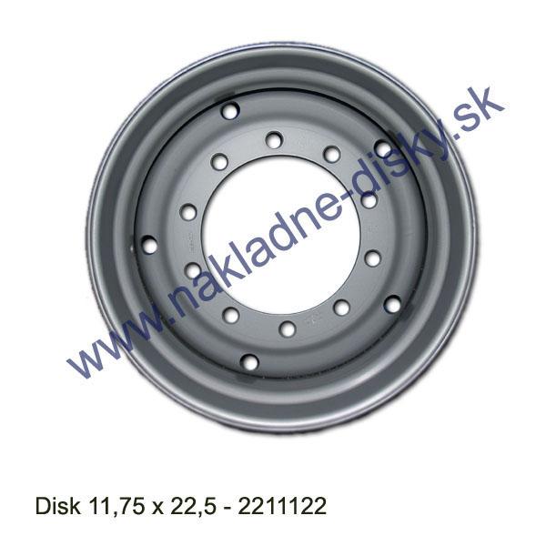 Nákladní disk 11,75x22,5 (10x281/ET0/Alive/BZ) Ples