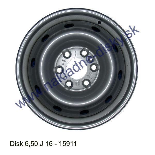 Nákladní disk 6,5 x 16 (6x74/ET-68 Alive BZ) Gianetti